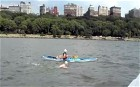 British woman swims around Manhattan Island