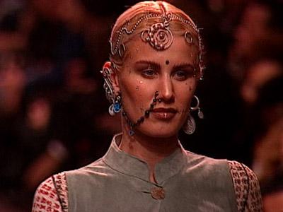 The Fashion World of Jean Paul Gaultier : Runways : Jean Paul Gaultier: Spring 1994