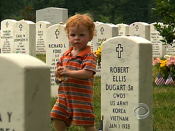 Comfort for war's littlest victims