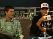 Watch this week's What's Trending Live show