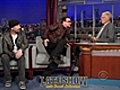 The Late Show - 7/18/2011