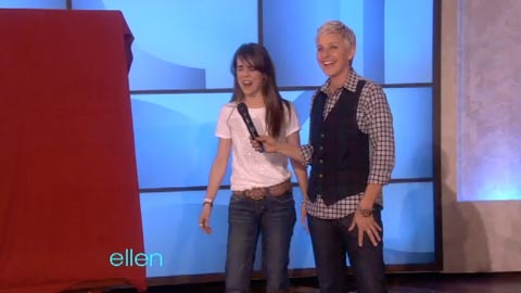 Ellen's Monologue - 07/15/11