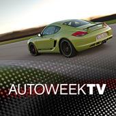 AUTOWEEK TV: Porsche at work on new 928: