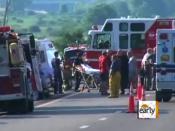 Two dead in Western N.Y. bus crash