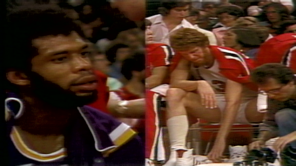 1977 Lakers vs. Trail Blazers