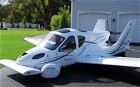 Flying car takes to the air