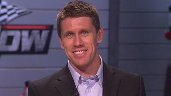 Carl Edwards: Free Agent and Athlete