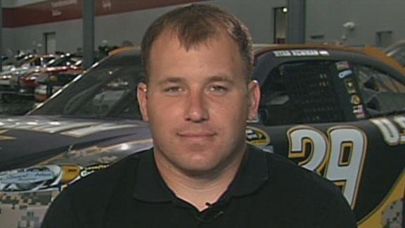 Ryan Newman Gets 1st Win Of The Season