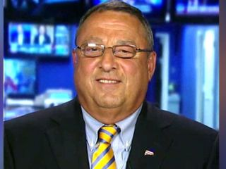 Gov. LePage: We're Fixing Problems in Maine