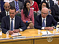 Murdochs testify,  admit to nothing