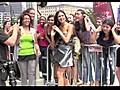 Nicole Scherzinger's X Factor Debut